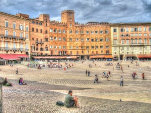 Piazza in Siena