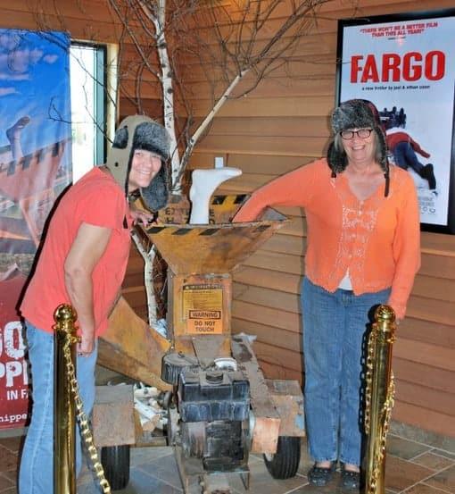 Fargo Woodchipper