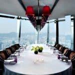 Chocolate Dinner Menu at Ritz-Carlton, Hong Kong