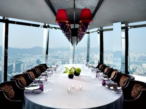 Ritz-Carlton, Hong Kong