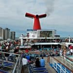 Cruising from New Orleans on Carnival Conquest