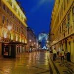 Photo Friday:  Lisbon at Night