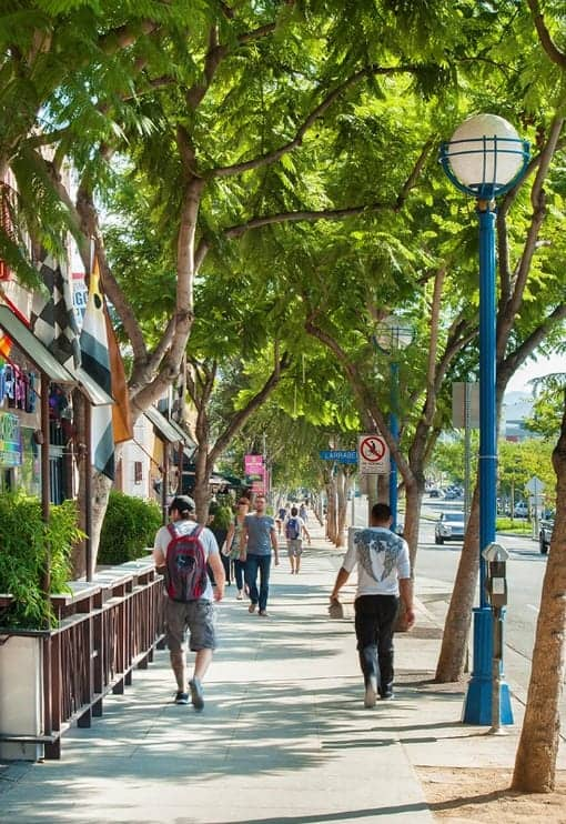 Walkable West Hollywood