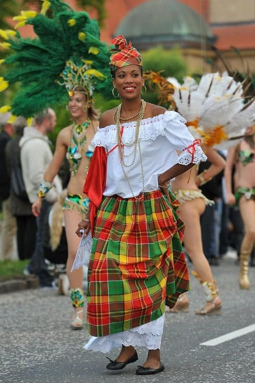 Carnival in Martinique