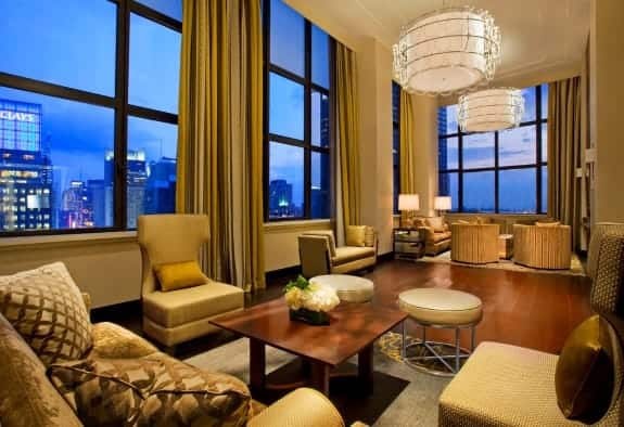 Sheraton New York Times Square Penthouse