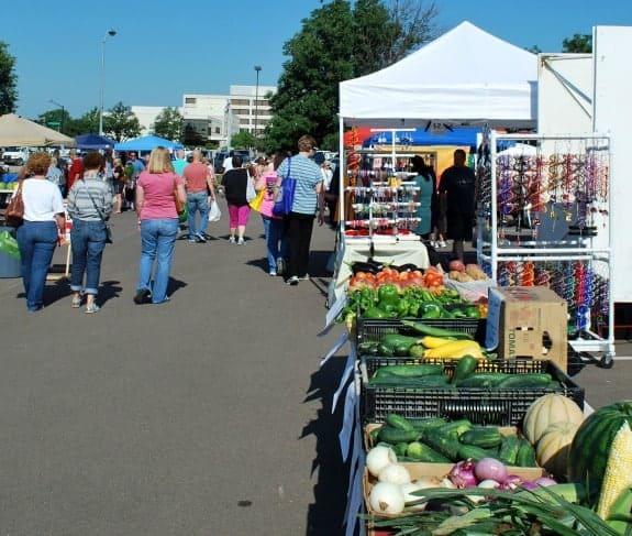 Topeka Farmers Market