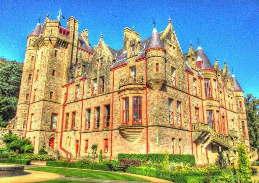 belfast castle northern ireland