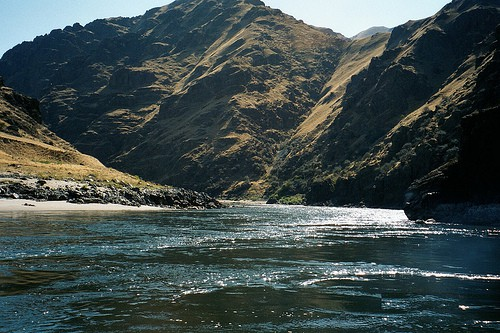 hells canyon jet boat photo