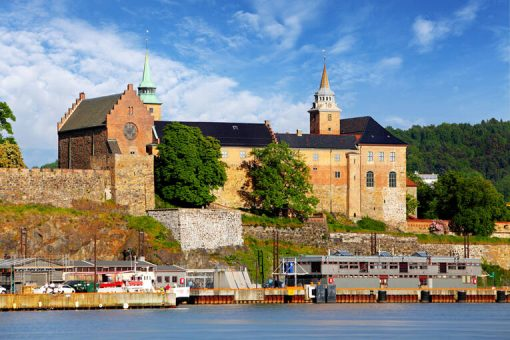 Oslo - Akershus Fortress, Norway