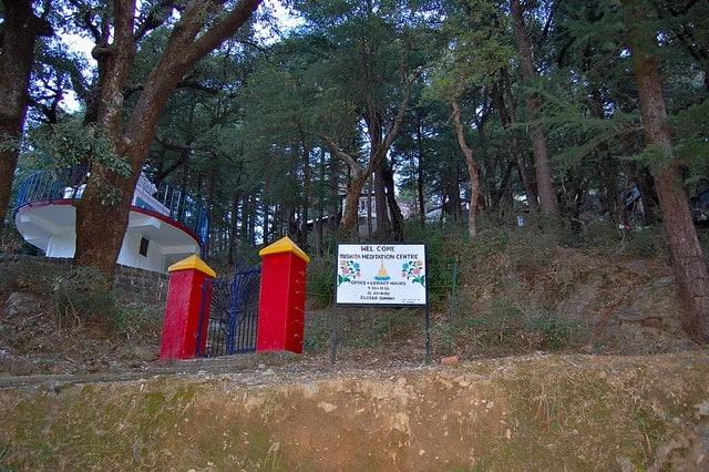 tushita-meditation-centre