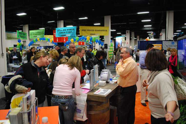 2016 Boston Globe Travel Show