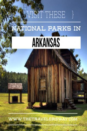 national parks arkansas