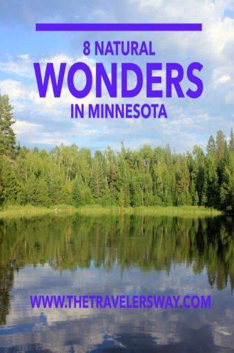 8 Natural Wonders in Minnesota