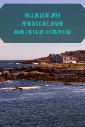 Fall in Love with Perkins Cove, Maine