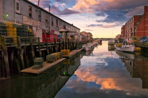 Weekend getaway portland maine the traveler 39 s way - Portland maine hotels old port district ...