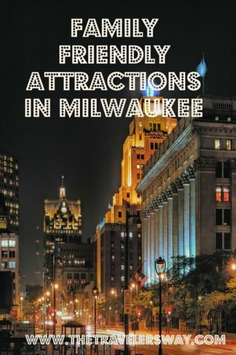 family friendly attractions milwaukee
