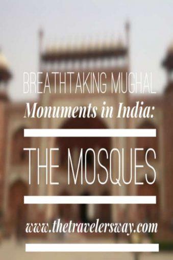 mughal monuments