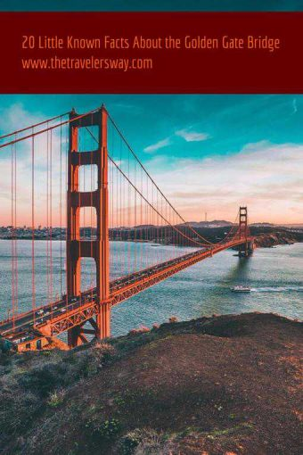 San Francisco's Golden Gate Bridge is one of the most famous, photographed, and beloved landmarks in the world. Yet as popular as it is, there are several things that most people don't know about the graceful span and all the ways to experience it.