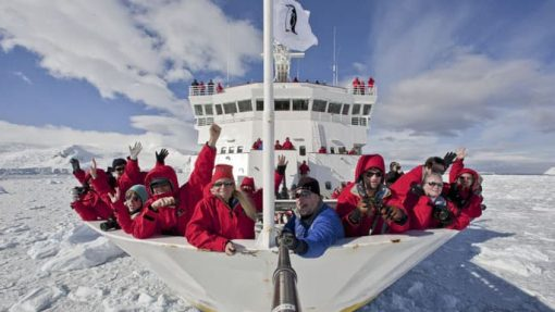 Antarctic Sailing