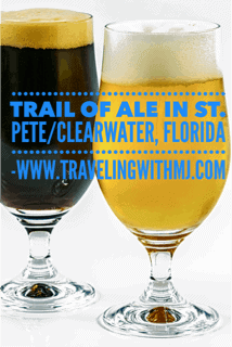 With more than 27 (and growing) independent breweries making up the St. Pete/Clearwater Craft Beer Trail, called the Gulp Coast Trail, beer lovers will have plenty to round out a perfect vacation.