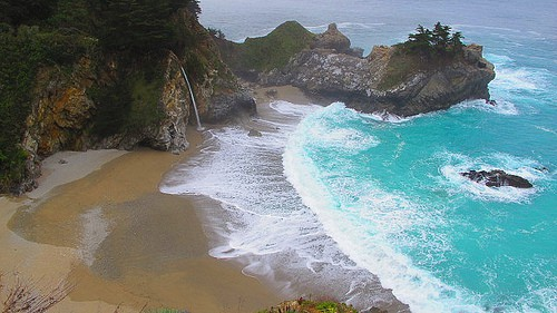 Julia Pfeiffer Burns State Park photo