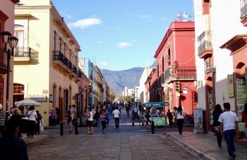 calle alcala oaxaca