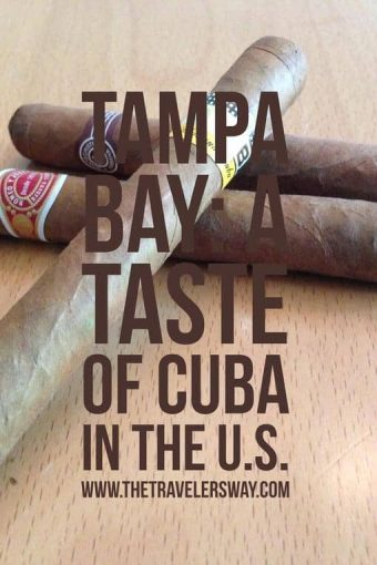 Here are just a few ways you can get and taste and feel of Cuban culture in Tampa Bay. No passport required!