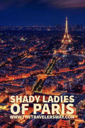 The tour, organized by Shady Ladies Tour, focuses on Parisian art, architecture, and culture as it celebrates the seductive women who rose to the top of French society, from royal mistresses like Madame de Pompadour and Madame du Barry to courtesans like the Lady of the Camellias.