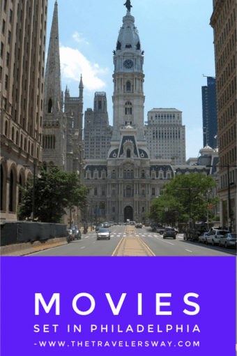 For film buffs, it's the perfect guide for exploring Philadelphia's historic, culturally rich and ever-growing neighborhoods which are the fabric of the city.
