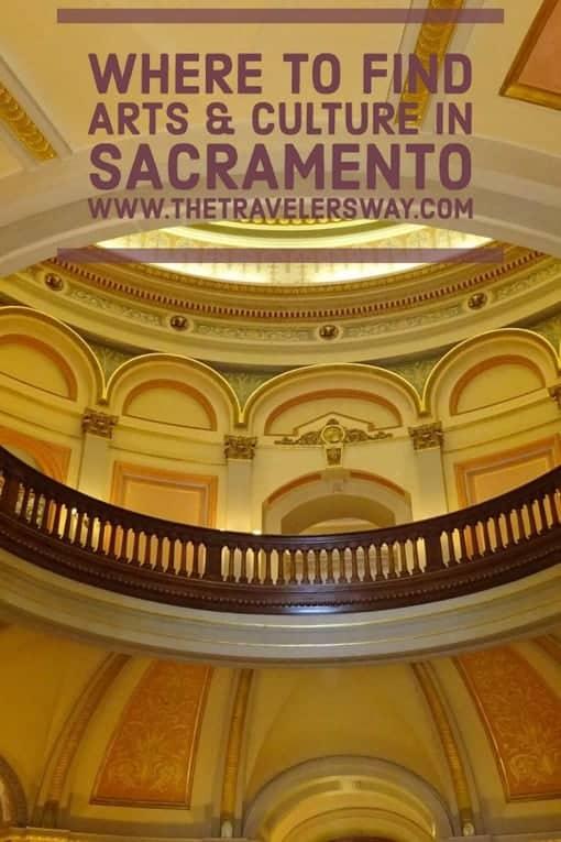 Where to Find Arts & Culture in Sacramento
