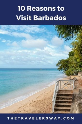 Deep in the Caribbean, the island of Barbados makes a wonderful spot for your next beach vacation. #barbados #beach