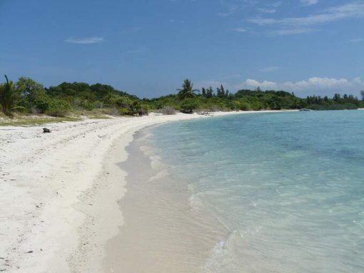 beach on koh samui thailan