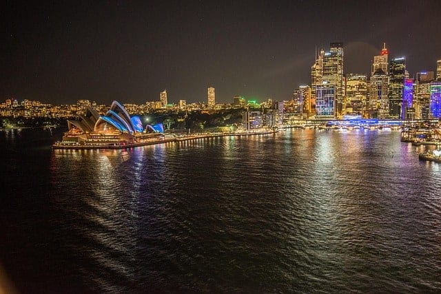 sydney harbor photo