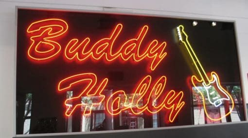 Buddy Holly Center, Lubbock, Texas (Photo by Susan McKee)