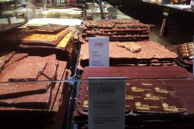 8 Places to Experience Chocolate In Zurich