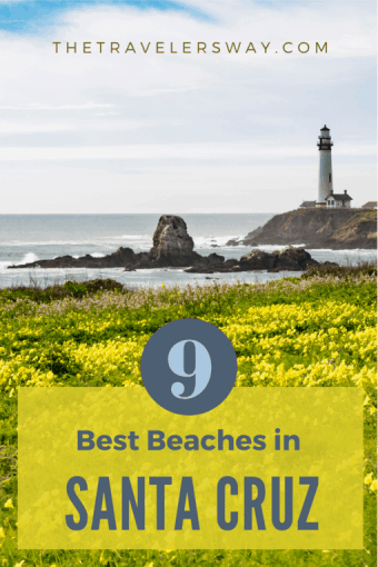 If you're looking to experience some of the best beaches in California, a good place to start is Santa Cruz. Tucked into the northern part of Monterey Bay, Santa Cruz is a well-known surf town on the Central Coast. #beaches #california #thetravelersway #santacruz
