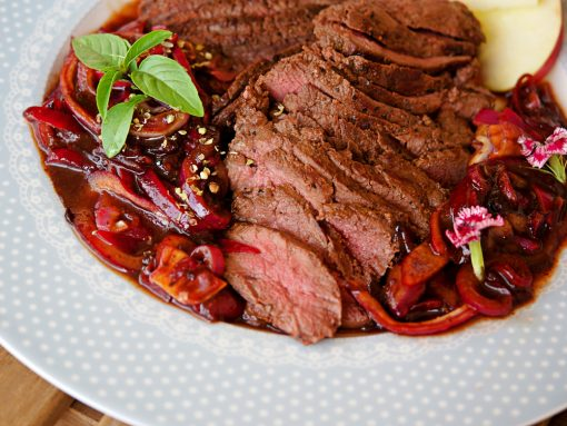 Kangaroo meat is actually a healthier alternative to beef, as it has high levels of protein and a lower calorie count.